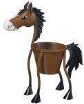 Small Horse Planter