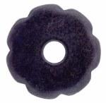 Black Satin 7 Point Rowel