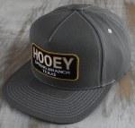 """Hooey """"Hometown"""" High Profile Grey Cap"""