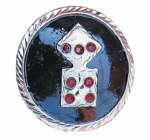 Dice Conchos and Buckle Set