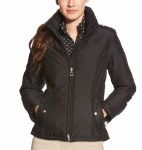 Ladies Black Terrace Jacket