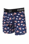 Mens Pigs Fly Print Boxers