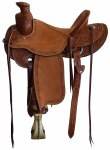 "Frontier 20X Modified Association Saddle 15"" Seat"