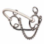 BP Combination Series  Twisted Wire Snaffle