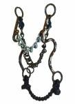Antique S Shank Chain Bit