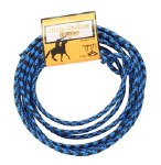 Little Outlaw Roper Blue & Black Youth Rope