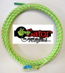 Gator Ranch Rope 3/8 Scant 60'  Extra Soft - Gripper