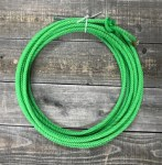 Chaos Poly Lime Green Ranch Rope 9.5 60'