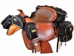 Trail Max 5 Pce Saddle Bg Sys