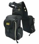 TrailMax 500 Series Black Back Pockets