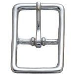 Chrome Plated Bridle Buckle