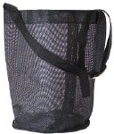 Mesh Feed Bag - Black