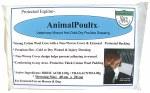 AnimalPoultx Antiseptic Poultice Dressing - 40cm x 20cm Wrap