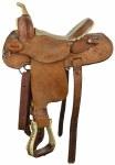 """Sanchez Barrel Saddle 13"""""""