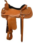 "Frontier 20X Reining Saddle 16"" Seat"