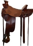 "Frontier 20X Wade Saddle 16"" Seat"