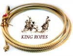 King Ropes Polygrass Calf Rope 60'