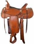 """Billy Cook All Around/Trail Saddle 15"""""""