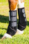 Rehabilitation Boot Large Black