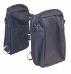 Black Insulated Horn Bag