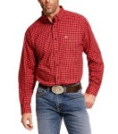 Mens Cranberry Dahlsten Shirt