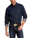 Mens Relentless Dynamite Button Shirt