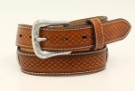 Boys Inlay Ribbon Belt