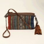 Ladies Savannah Crossbody Bag