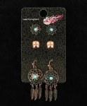 Blazin Roxx Earring Set
