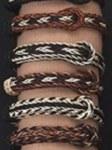 3 Strand Horsehair Bracelet