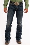 Mens Dark Slim Fit Ian Jean
