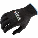 Classic Pro Competition Black Roping Gloves