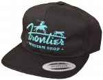 Kids Frontier Cotton Twill Baseball Cap