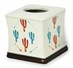 Cactus Tissue Box
