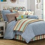 Chambray Comforter Set - Full