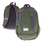 Hooey Olive Backpack