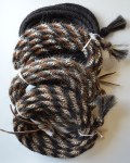 "1/2"" x 22' 6 Strand Horsehair Mecate"