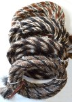"3/4"" x 22' 8 Strand Horsehair Mecate"