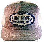 King Ropes Ball Cap - Call for color selection