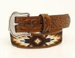 Boys Tribal Stitch Belt