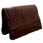 Brown Fleece Pack Pad