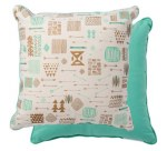 Arrows Graphic Pillow