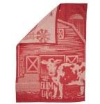 Dish Towel - Living The Farm