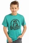 Boys Dale Brisby Logo Tee