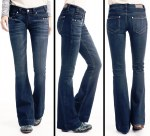 Ladies Low Rise Vintage Jean