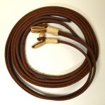 Heavy Leather Split Reins