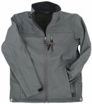 Youth Grey Short Go Jacket
