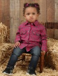 Toddler Plaid Shirt