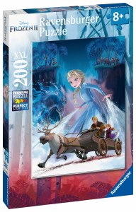 Frozen Mysterious Forest 200pc
