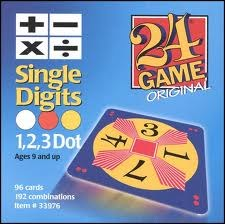 24 Game Single-digit Original